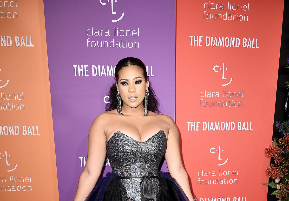 Cyn Santana attends Rihanna's 5th Annual Diamond Ball at Cipriani Wall Street on September 12, 2019 in New York City