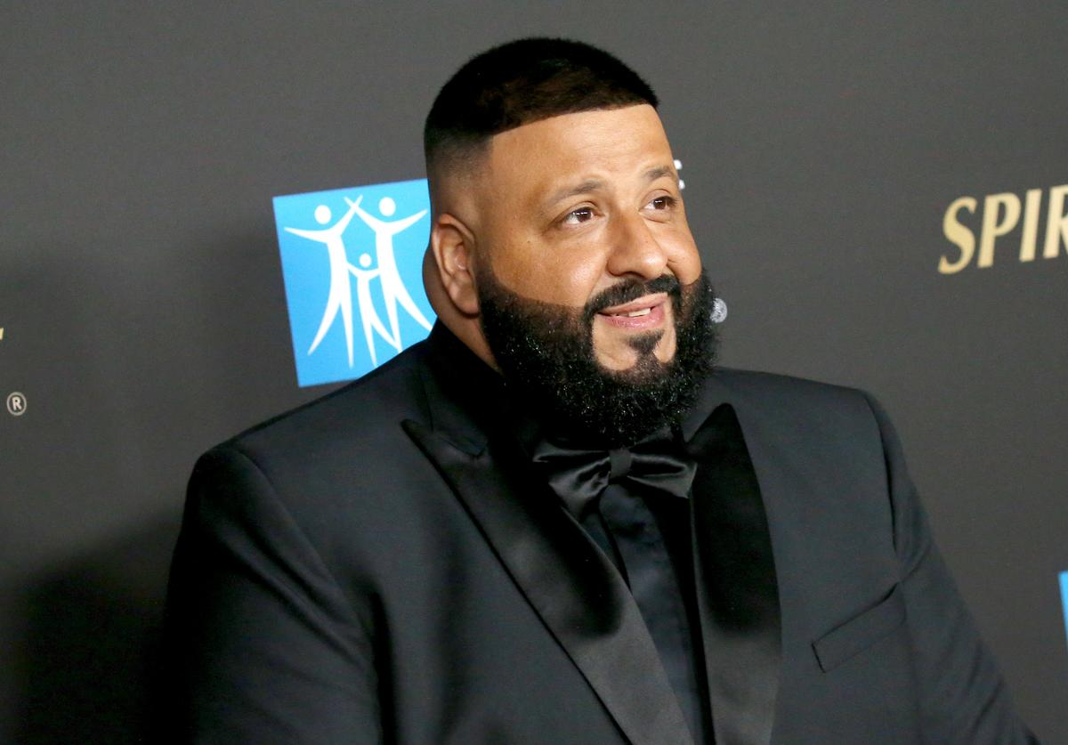 DJ Khaled attends the City Of Hope's Spirit of Life 2019 Gala held at The Barker Hanger on October 10, 2019 in Santa Monica, California