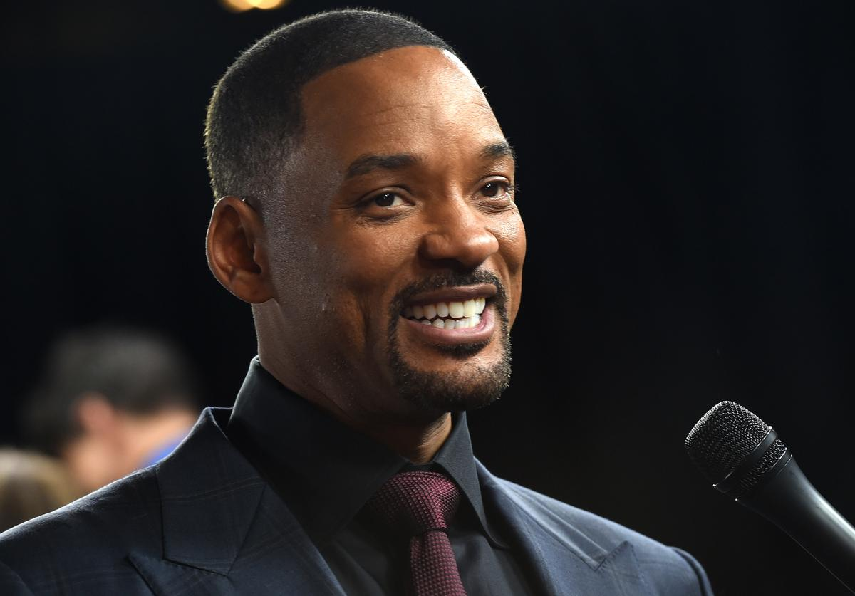 """Will Smith attends the Centerpiece Gala Premiere of Columbia Pictures' """"Concussion"""" during AFI FEST 2015 presented by Audi at TCL Chinese Theatre on November 10, 2015 in Hollywood, California."""