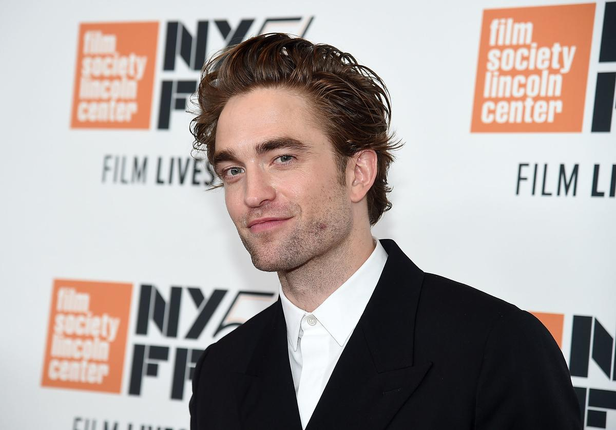 "Robert Pattinson attends the 56th New York Film Festival screening of ""High Life"" at Alice Tully Hall, Lincoln Center on October 2, 2018 in New York City."