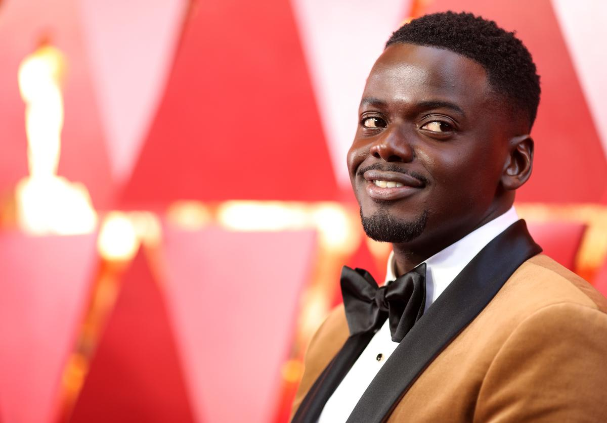 Daniel Kaluuya attends the 90th Annual Academy Awards at Hollywood & Highland Center on March 4, 2018 in Hollywood, California.