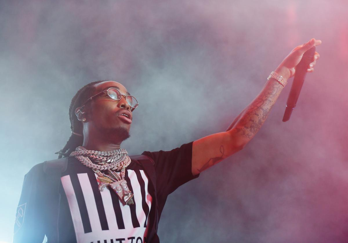 Quavo performs at Summer Jam 2019 at MetLife Stadium on June 02, 2019 in East Rutherford, New Jersey