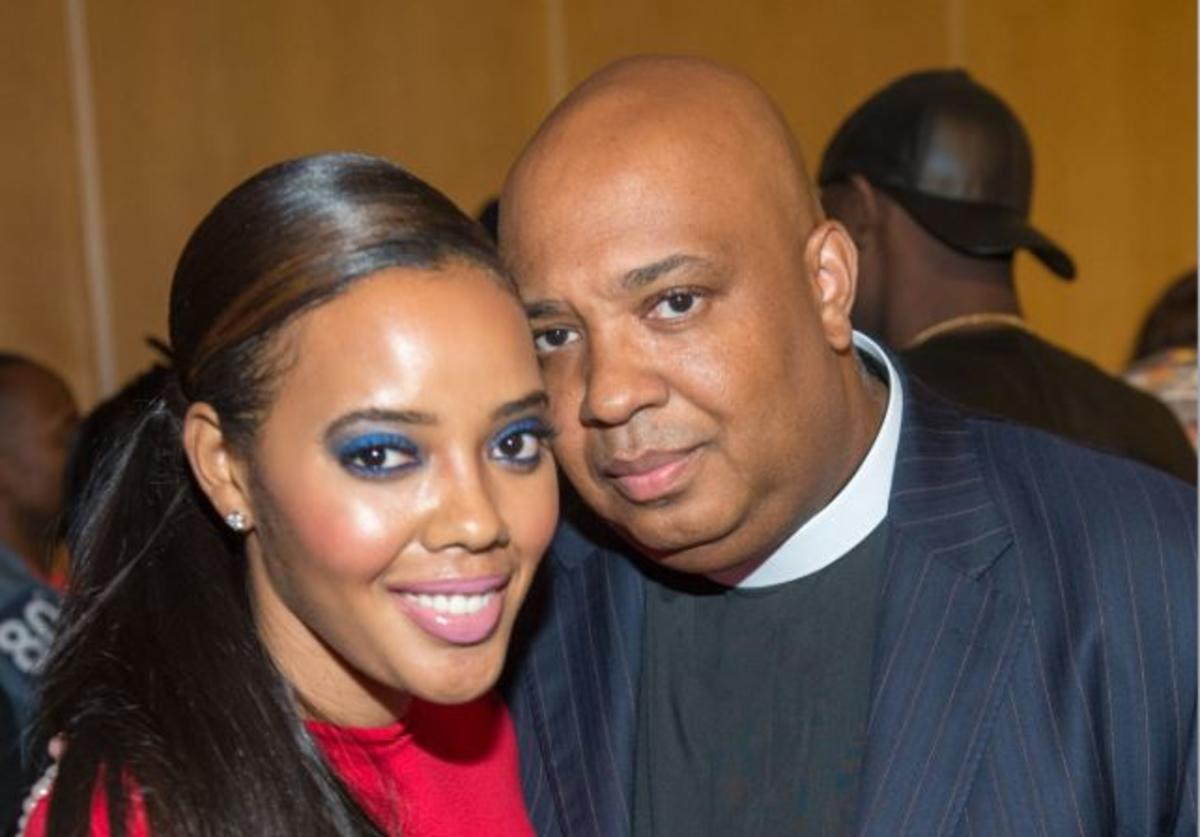 Angela Simmons, Rev Run