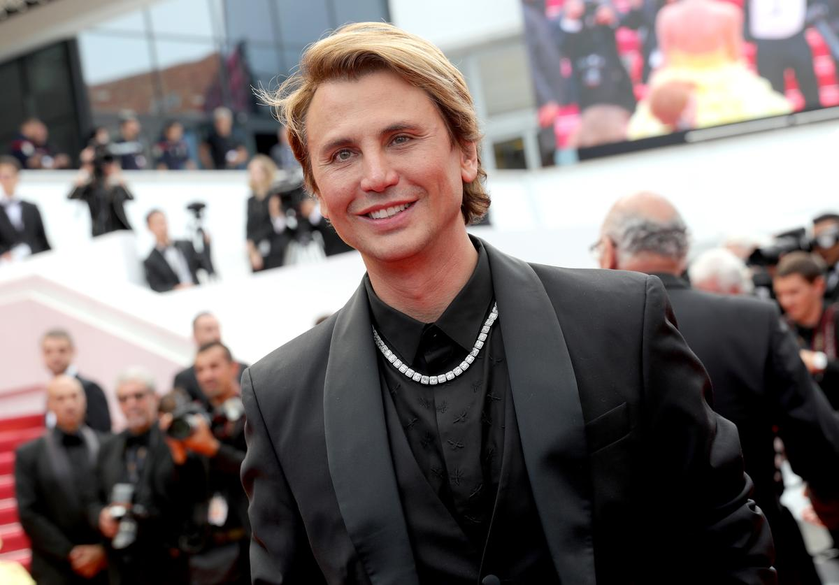 Jonathan Cheban at Cannes Festival
