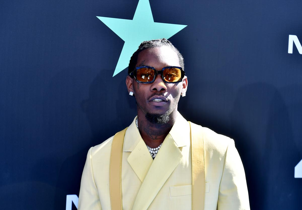 Offset of The Migos attends the 2019 BET Awards at Microsoft Theater on June 23, 2019 in Los Angeles, California