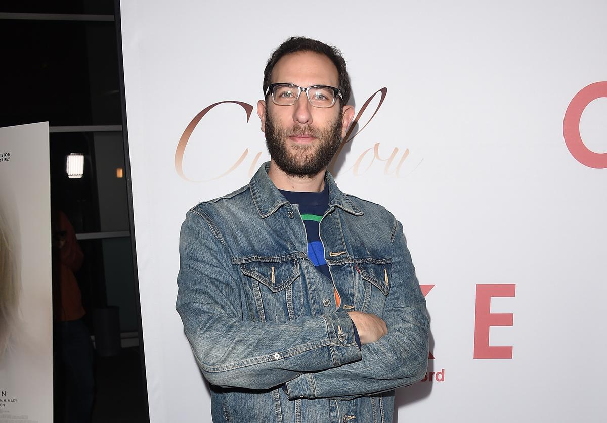Comedian Ari Shaffir attends the premiere of Cinelou Films' 'Cake' at ArcLight Cinemas on January 14, 2015 in Los Angeles, California