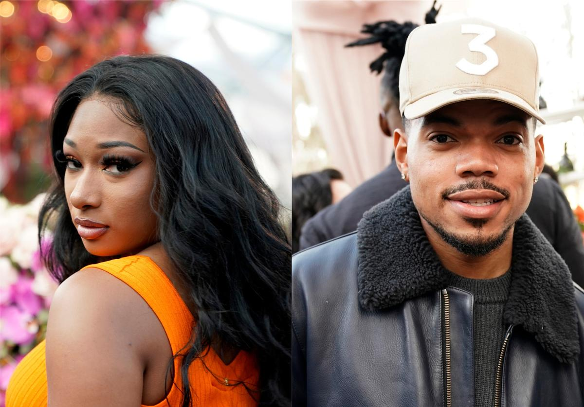 Megan Thee Stallion/Chance The Rapper