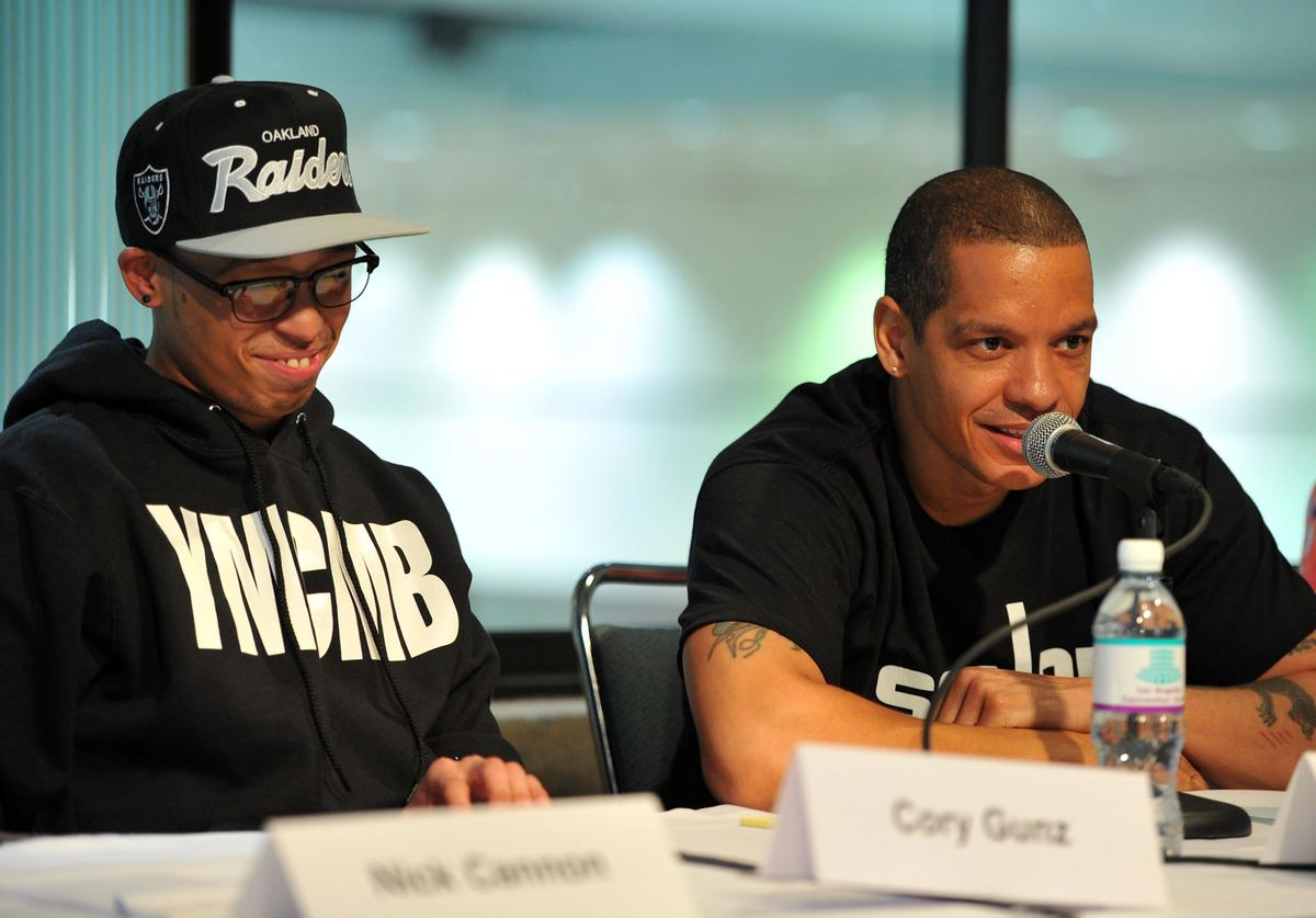 Cory Gunz and Peter Gunz speak at Reality Rocks Expo - Day 1 (April 2011)