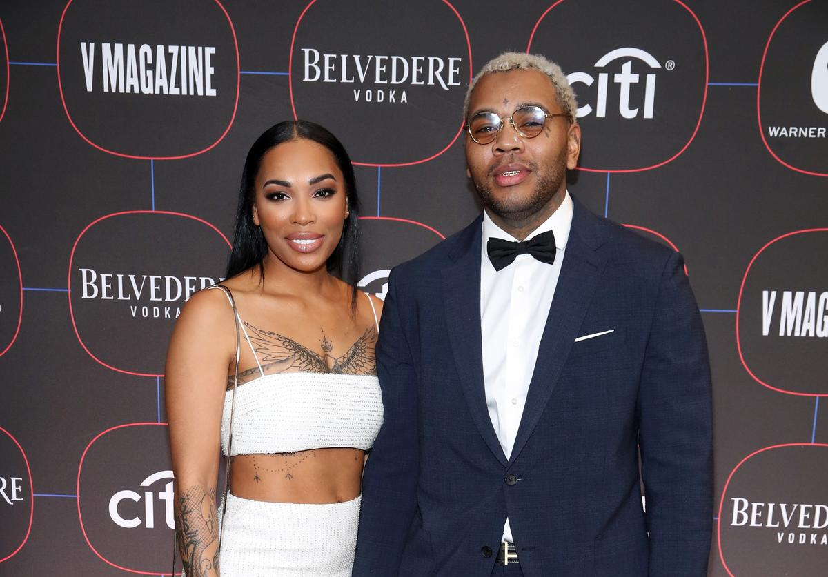 Dreka Gates (L) and Kevin Gates attend the Warner Music Pre-Grammy Party at the NoMad Hotel on February 7, 2019 in Los Angeles, California