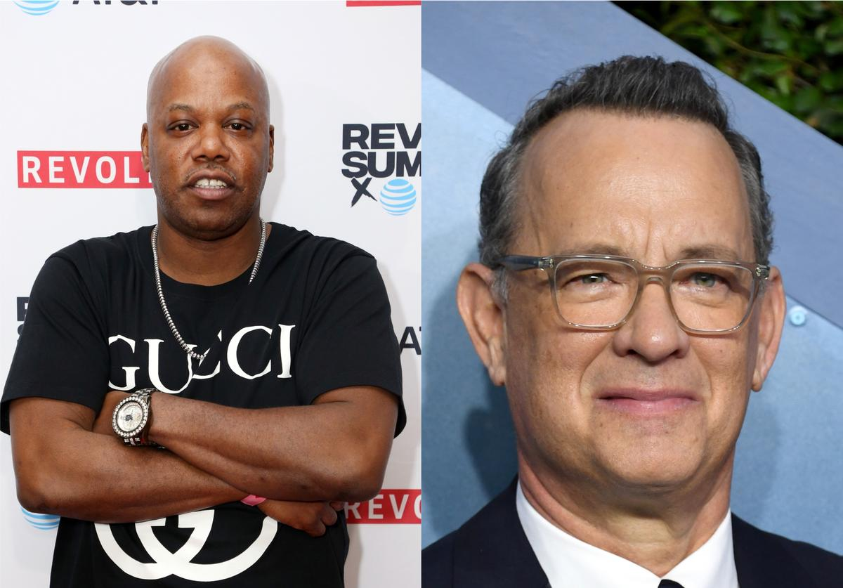 Too $hort / Tom Hanks