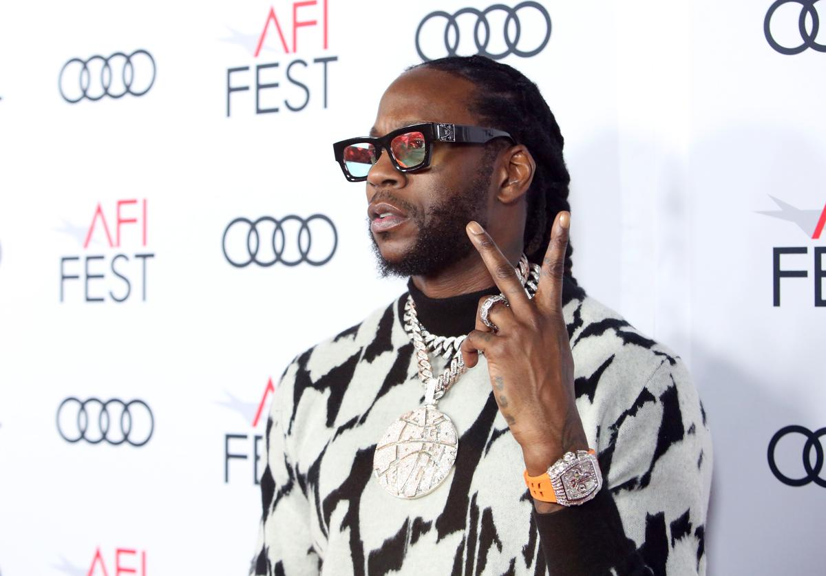 "2 Chainz attends AFI FEST 2019 Presented by Audi - Opening Night World Premiere Of ""Queen & Slim"" on November 14, 2019 in Hollywood, California"