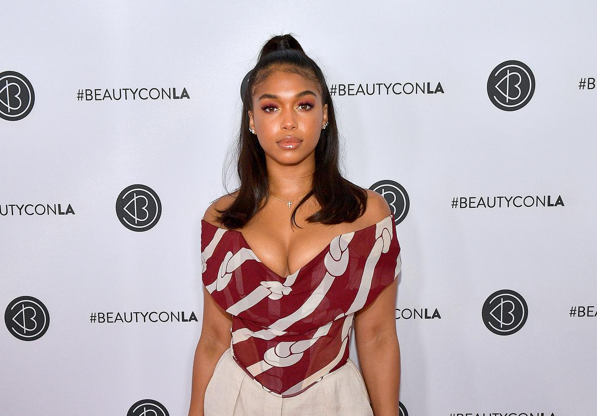 Lori Harvey robbery video