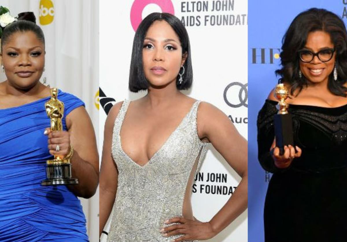 Mo'Nique calls out Oprah with Toni Braxton video