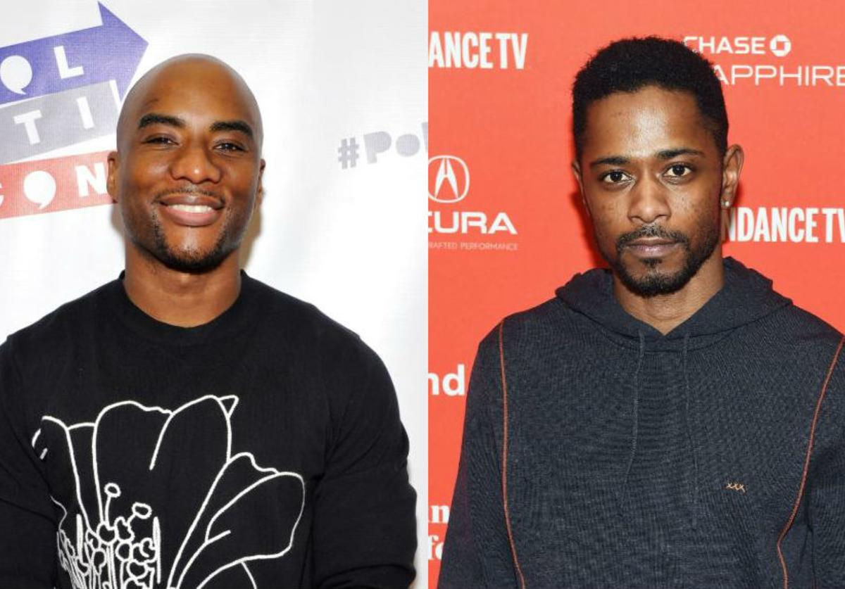 Lakeith Stanfield, Charlamagne Tha God beef