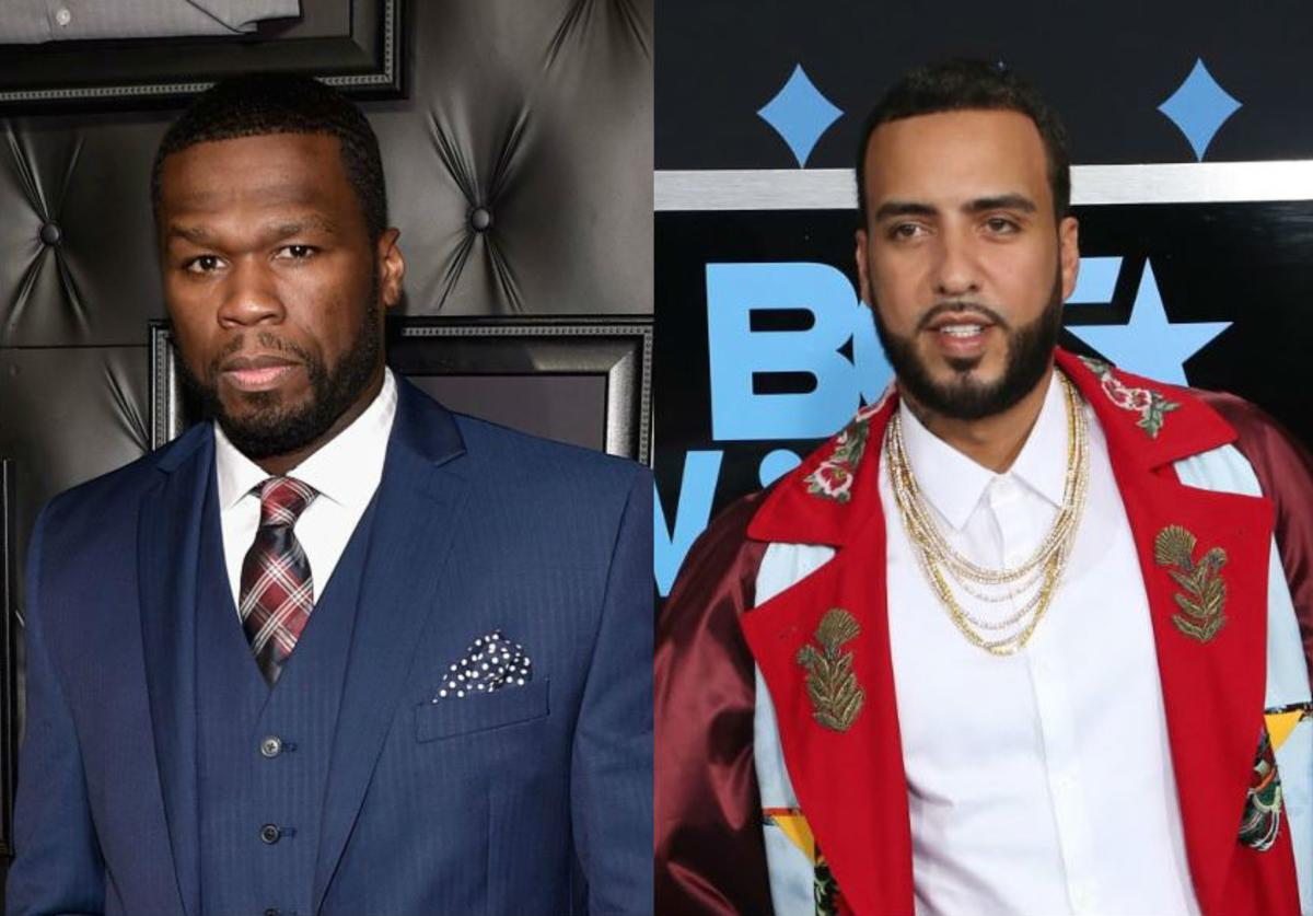 50 Cent, French Montana