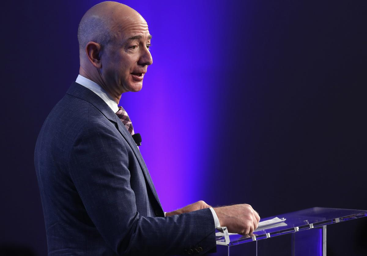 Jeff Bezos Launches $10 Billion Climate Change Fund
