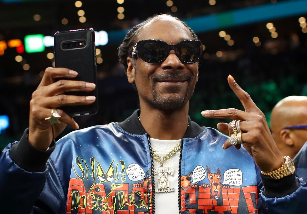 Snoop Dogg Lovers & Friends Festival
