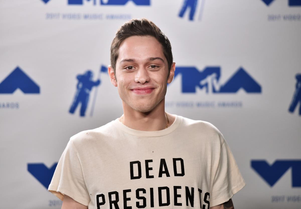 Pete Davidson rehab stand-up set