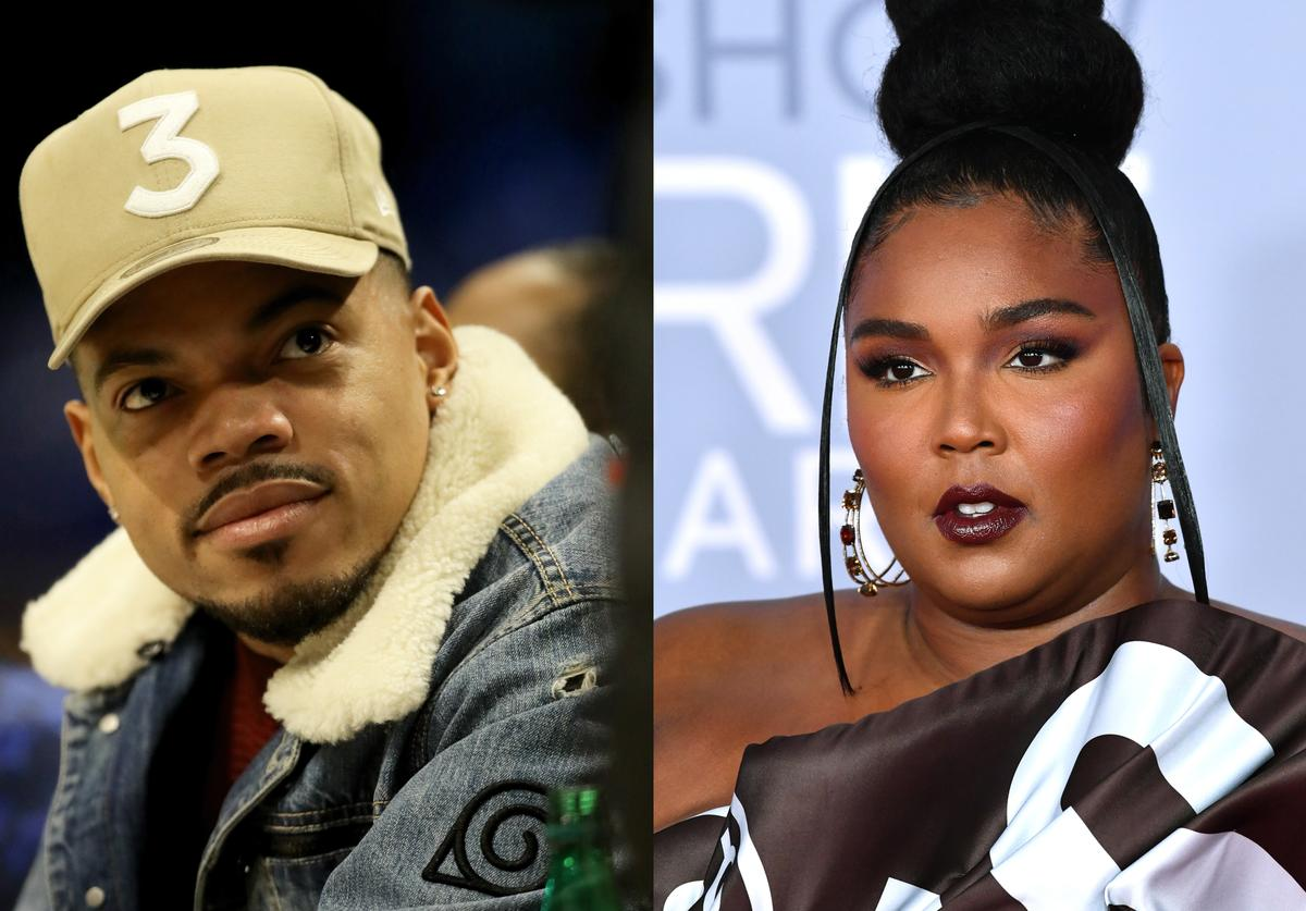 lizzo chance the rapper TBT