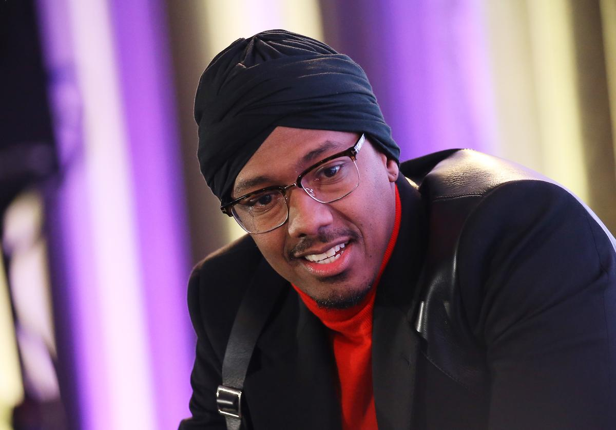 Nick Cannon Suge Knight Gangster