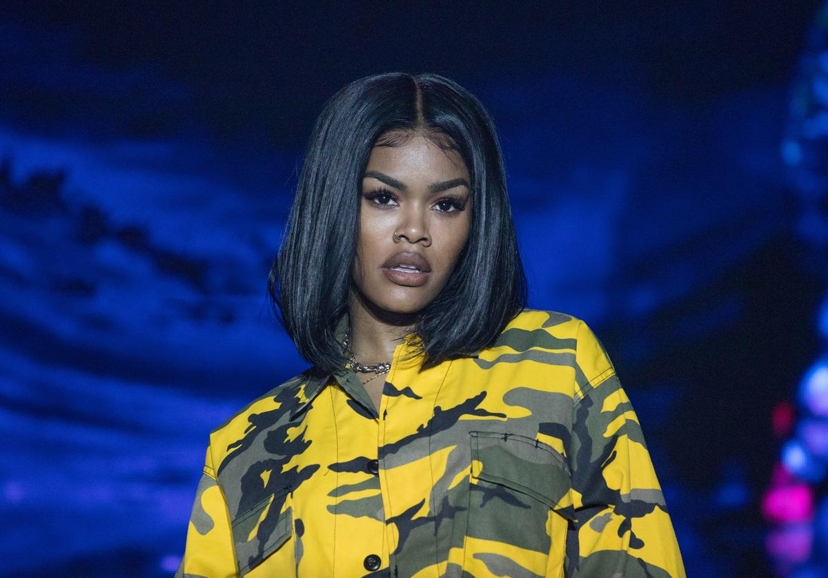 Teyana Taylor performs at the 'Keep the Promise' 2019 World AIDS Day Concert Presented by AIDS Healthcare Foundation on November 29, 2019 in Dallas, Texas.