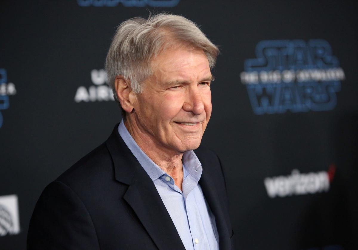 Harrison Ford Force Ghost