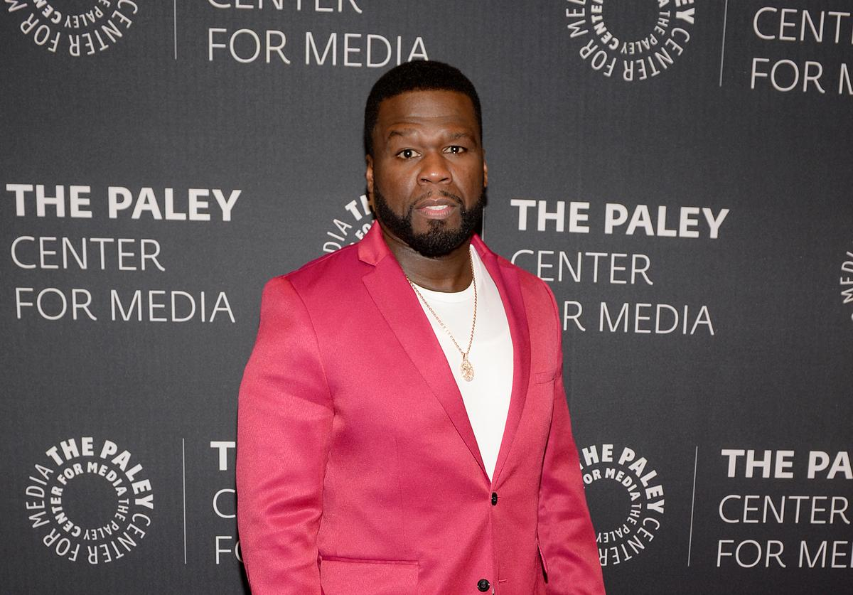 """Curtis """"50 Cent"""" Jackson attends the Power Series Finale Episode Screening at Paley Center on February 07, 2020 in New York City"""