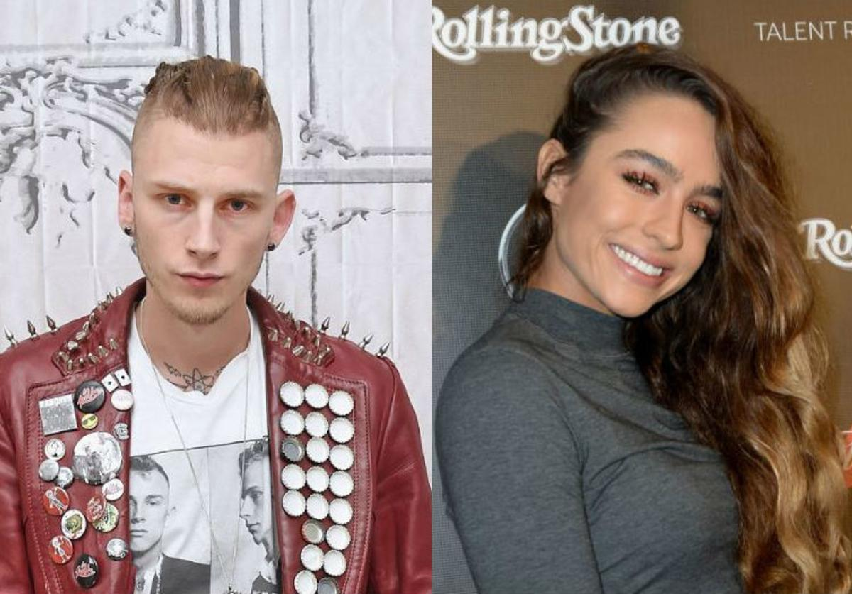 Machine Gun Kelly, Sommer Ray
