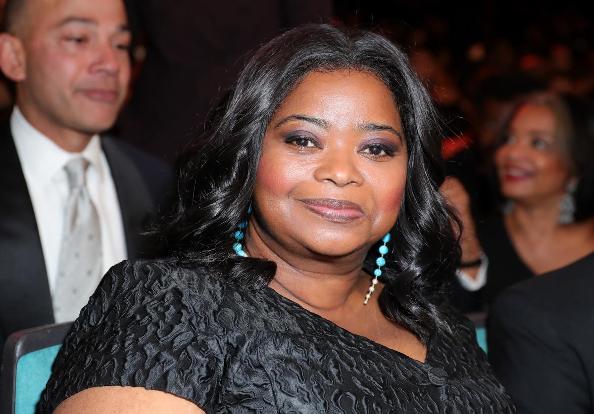 Octavia Spencer attends the 51st NAACP Image Awards, Presented by BET, at Pasadena Civic Auditorium on February 22, 2020 in Pasadena, California.