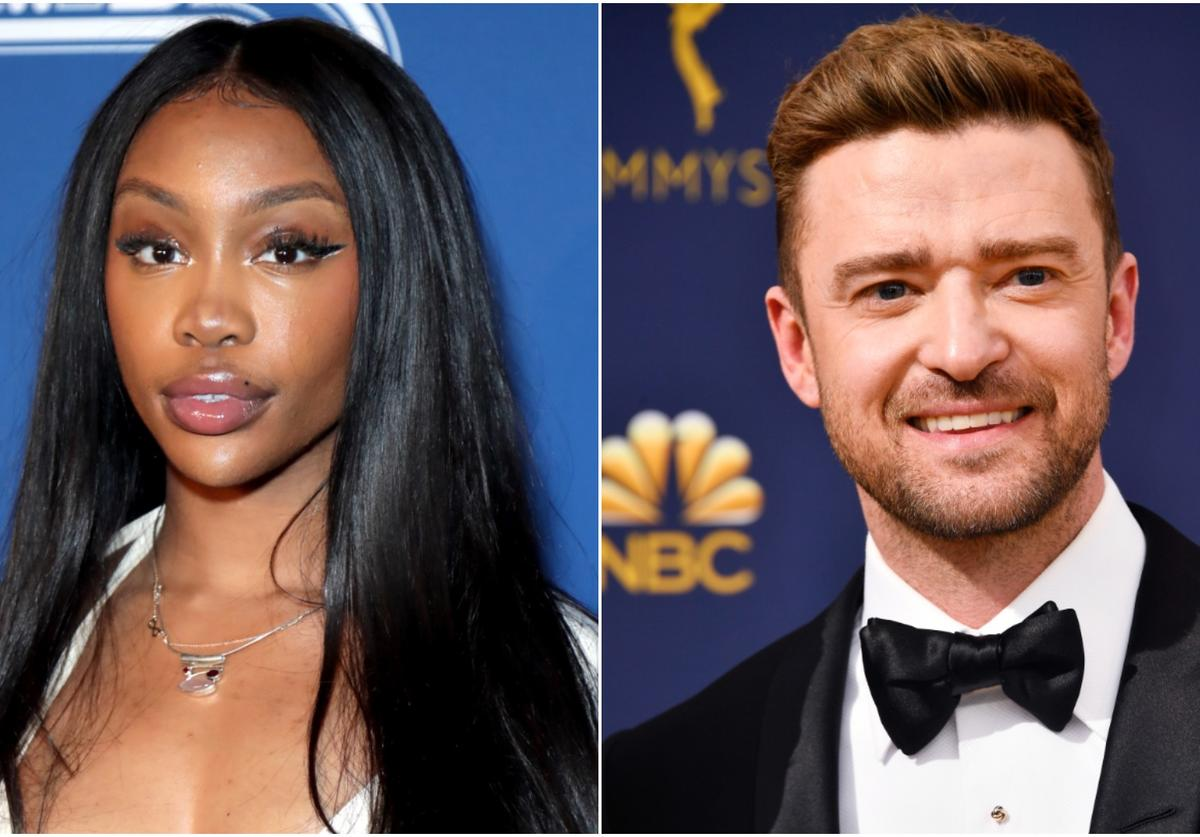 SZA Justin Timberlake The Other Side Trolls World Tour Collaboration
