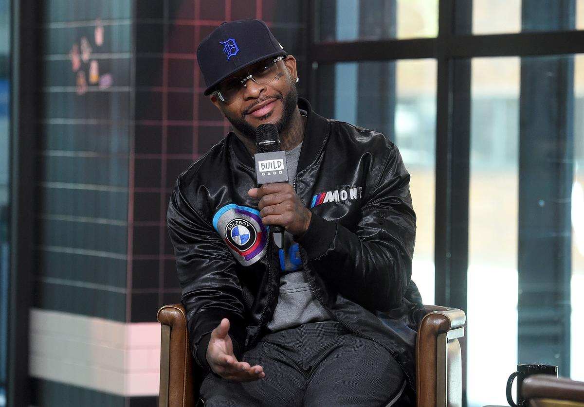 Royce da 5'9'' visits Build Series at Build Studio on May 1, 2018 in New York City.