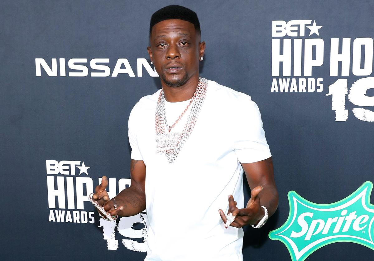 Boosie BadAzz Reparations