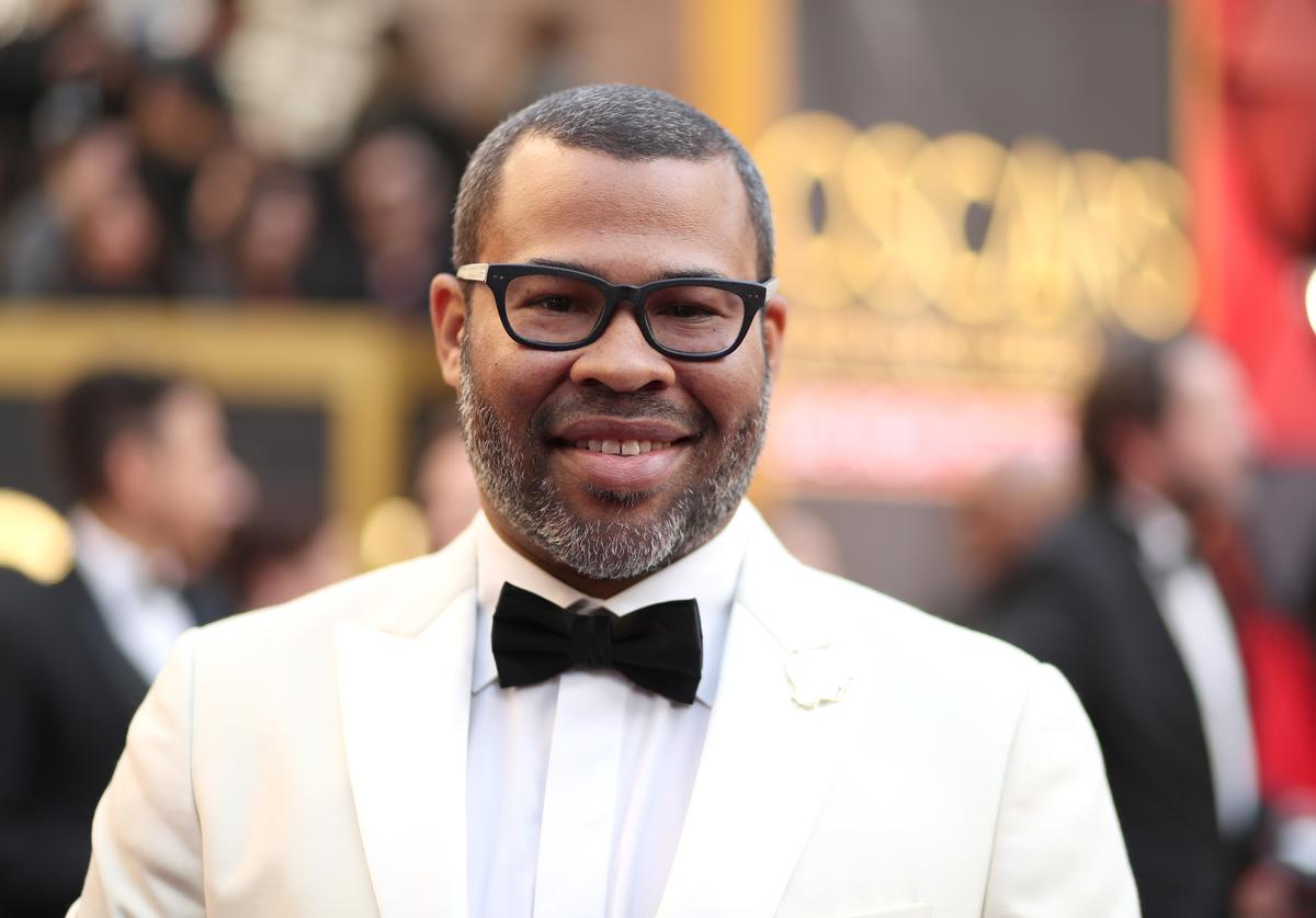 Jordan Peele attends the 90th Annual Academy Awards at Hollywood & Highland Center on March 4, 2018 in Hollywood, California.