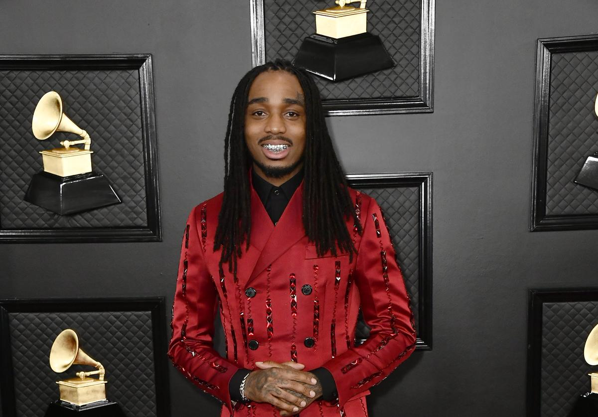 """Quavo Making The Band judge judging panel adviser auditions Atlanta Diddy reboot Monica 112 Pierre """"Pee"""" Thomas Kevin """"Coach K"""" Lee Quality Control"""