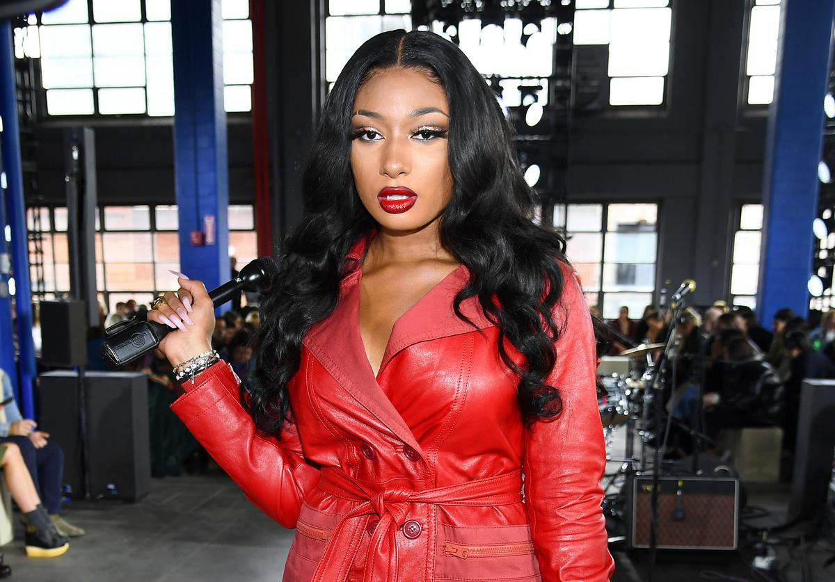 Megan Thee Stallion creepy story The First Time Rolling Stone Women Shaping The Future Hot Girl catcall