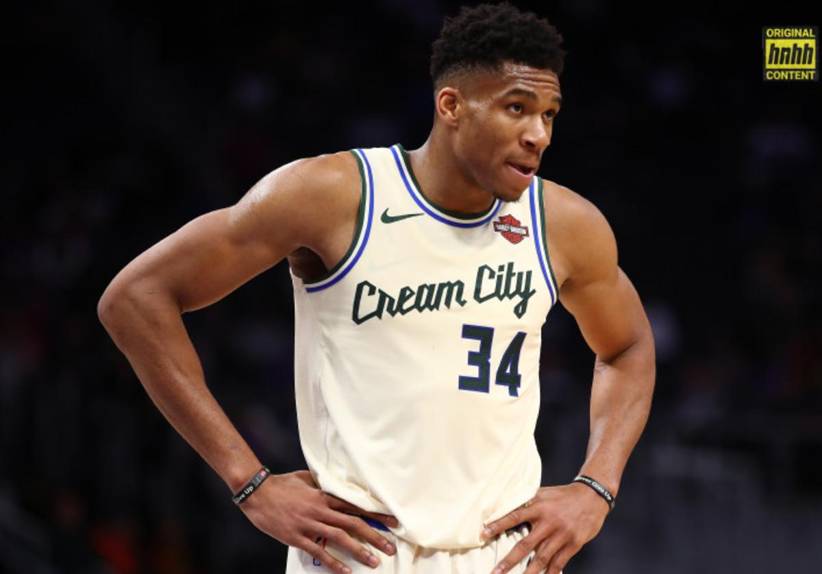 Giannis Antetokounmpo Milwaukee Bucks Free Agency