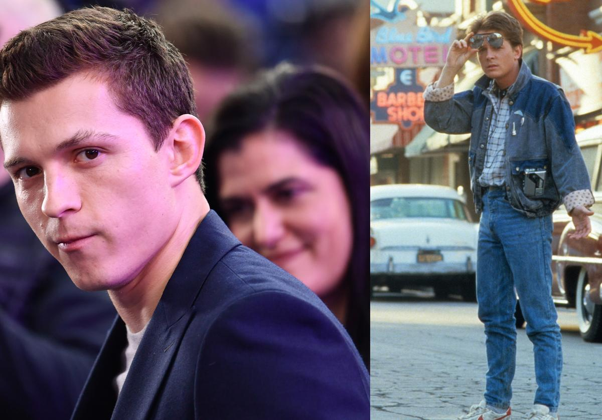 tom holland back to the future remake rumors