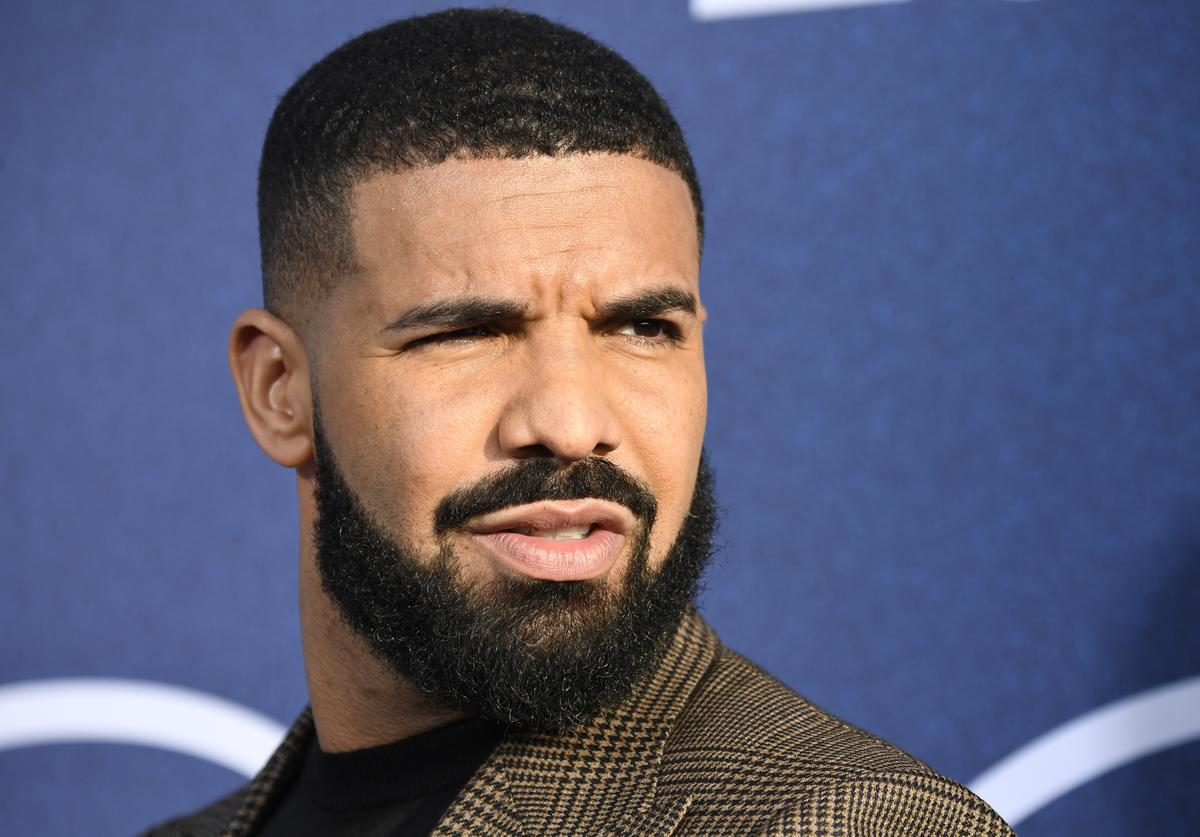 Drake Gifts Matthew Williams With 40-Carat COBRA Buckle Chain