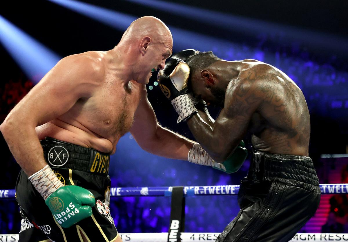 Tyson Fury, Deontay Wilder, Rematch