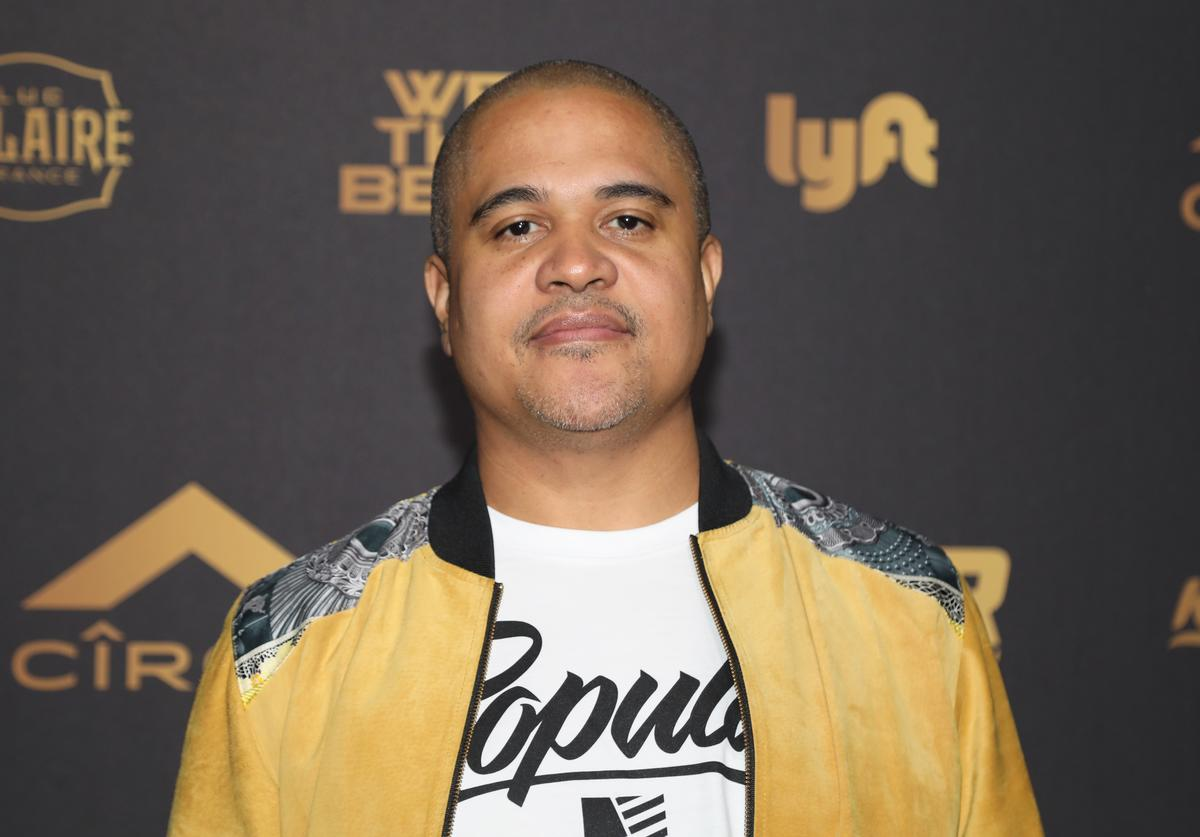 Irv Gotti attends The Four cast Sean Diddy Combs, Fergie, and Meghan Trainor Host DJ Khaled's Birthday Presented by CÎROC and Fox on December 2, 2017 in Beverly Hills, California.