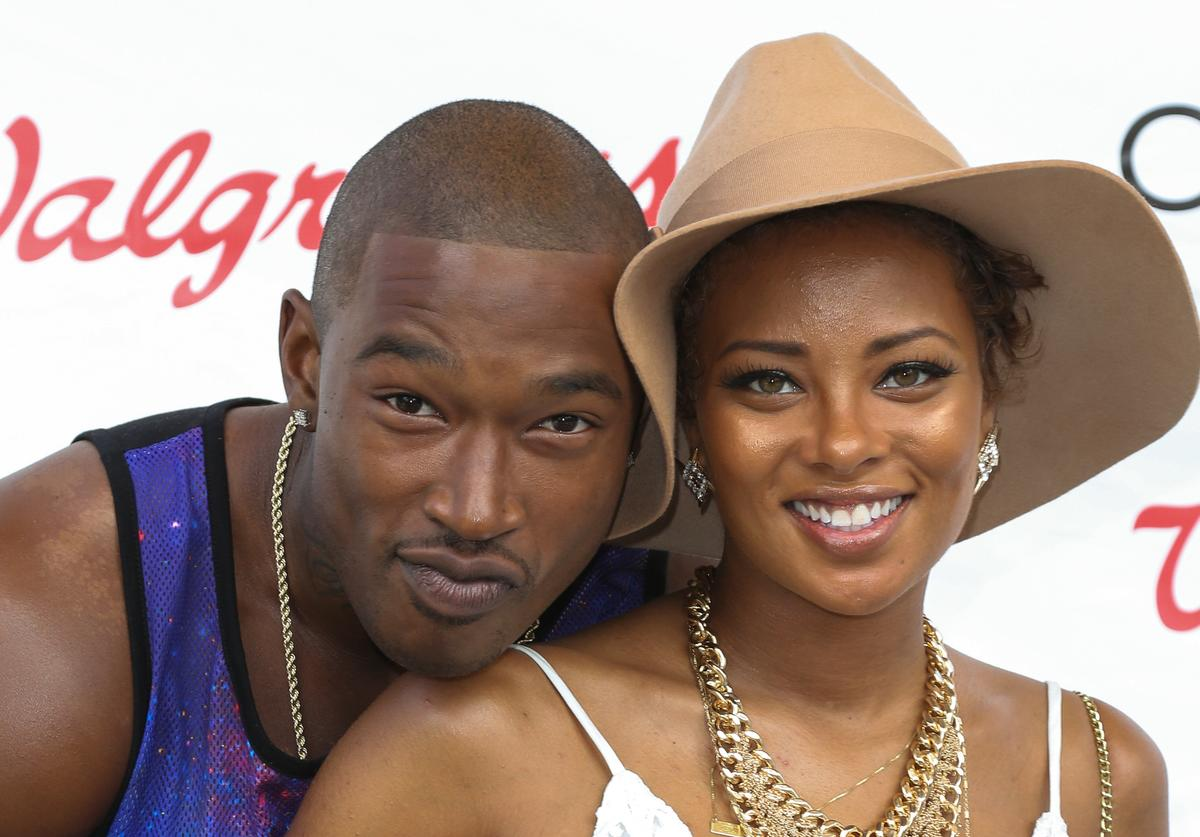 Kevin McCall Eva Marcille therapy