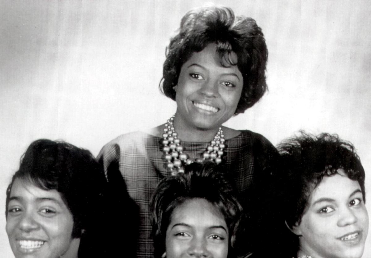 The Supremes Barbara Martin Diana Ross died dead passed away 76 years old singer member Motown Records