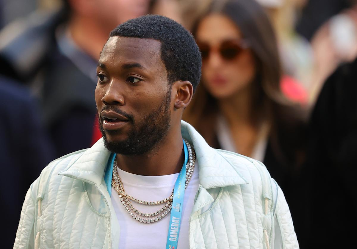 Meek Mill Young Artists Praise