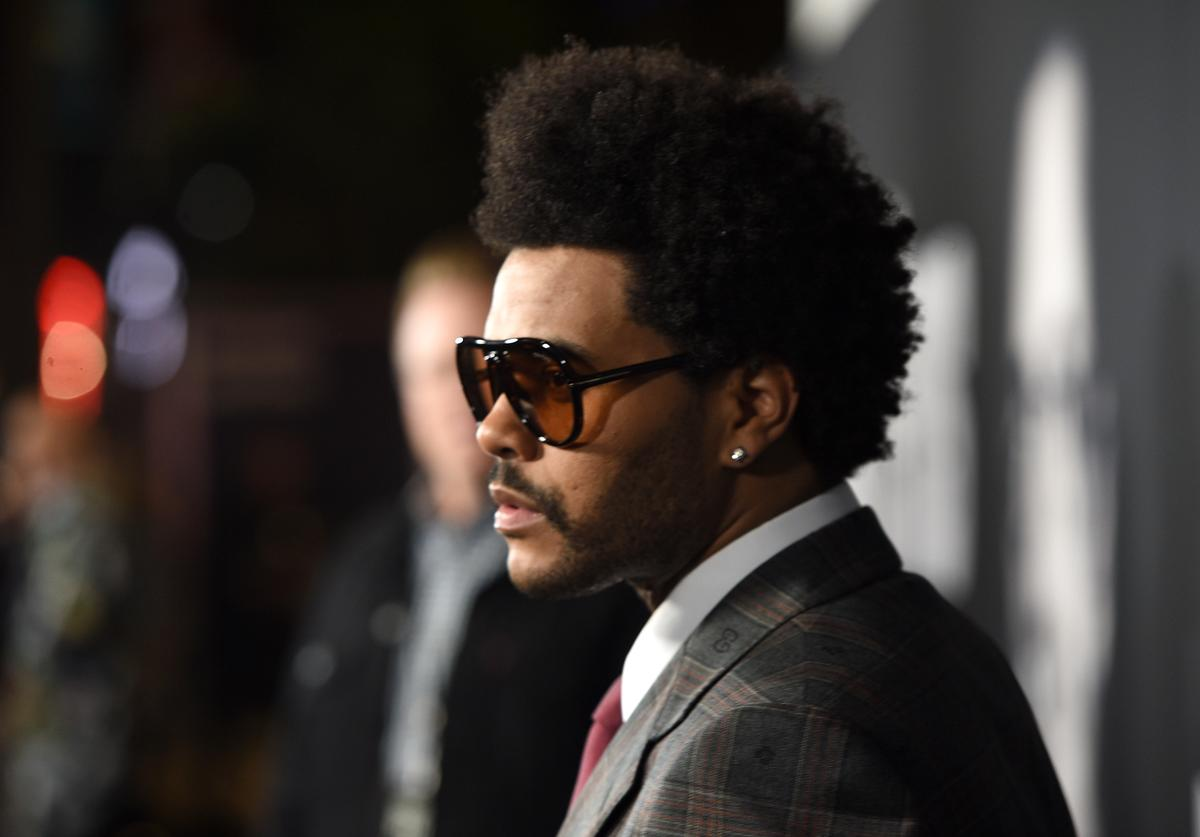 The Weeknd SNL Saturday Night Live Scared To Live new song premiere debut performance Uncut Gems Safdie Brothers composer original score soundtrack Oneohtrix Point Never Daniel Lopatin sample Elton John Your Song interpolate