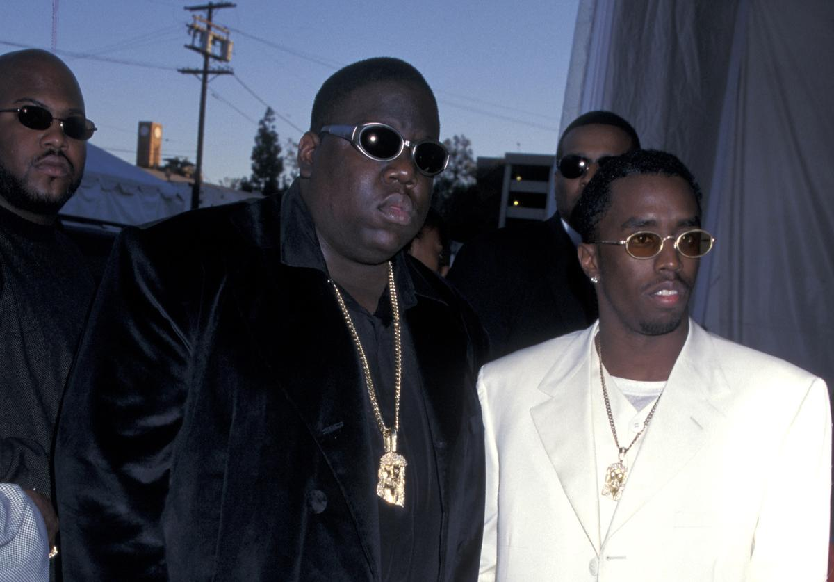 Diddy Notorious B.I.G