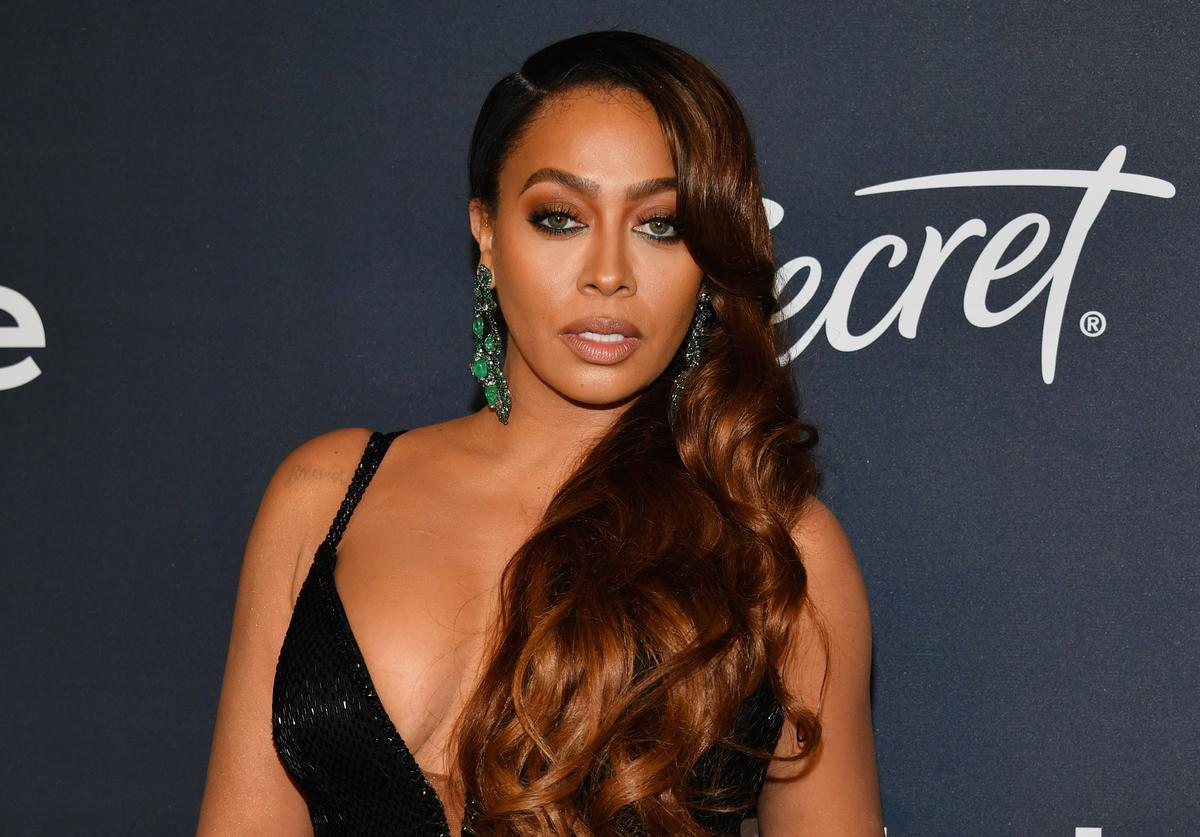 La La Anthony Bikini Pics dominican republic vacation