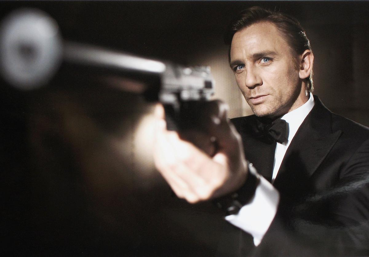 "Daniel Craig Reflects On His Legacy As ""James Bond"""