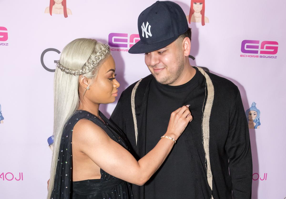 Rob Kardashian Blac Chyna Court Case Custody