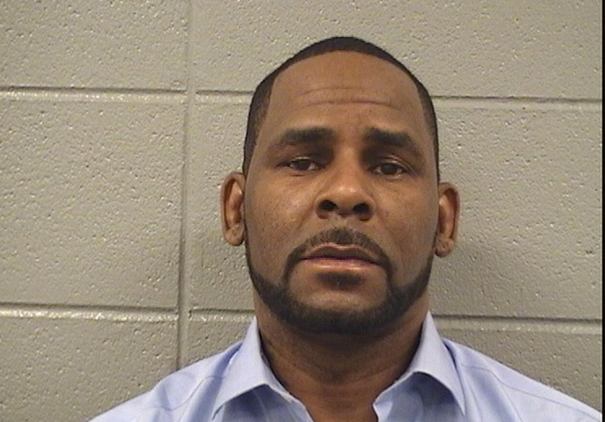 R. Kelly charges