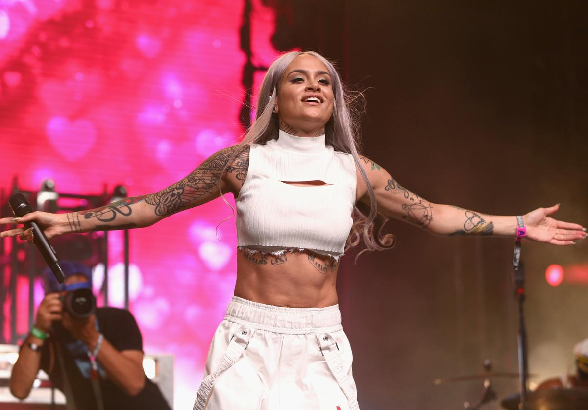 Kehlani text messages